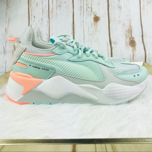 Puma Shoes   New Rsx Tracks Womens